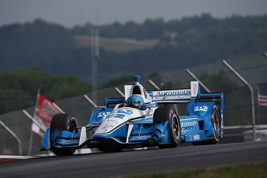 Simon Pagenaud fatura GP de Mid-Ohio