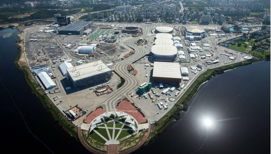 Aspecto de abandono, diz ministro do TCU sobre Parque Olímpico