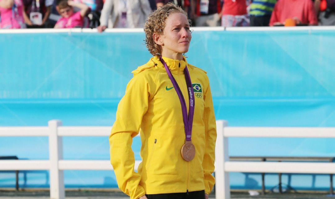 Yane Marques é escolhida porta-bandeira do Brasil na Olimpíada