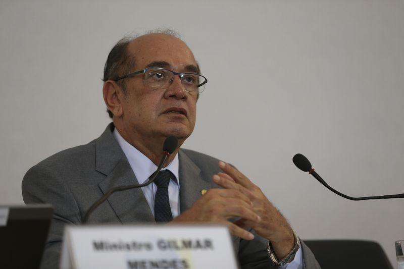 Gilmar Mendes diz que não há empecilho legal para a candidatura de Lula