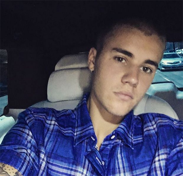 Bieber reacendeu polêmica na internet