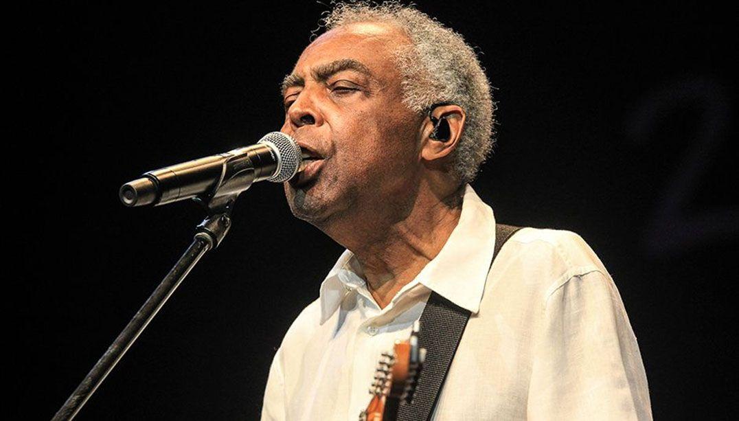 Gilberto Gil voltará aos palcos em breve
