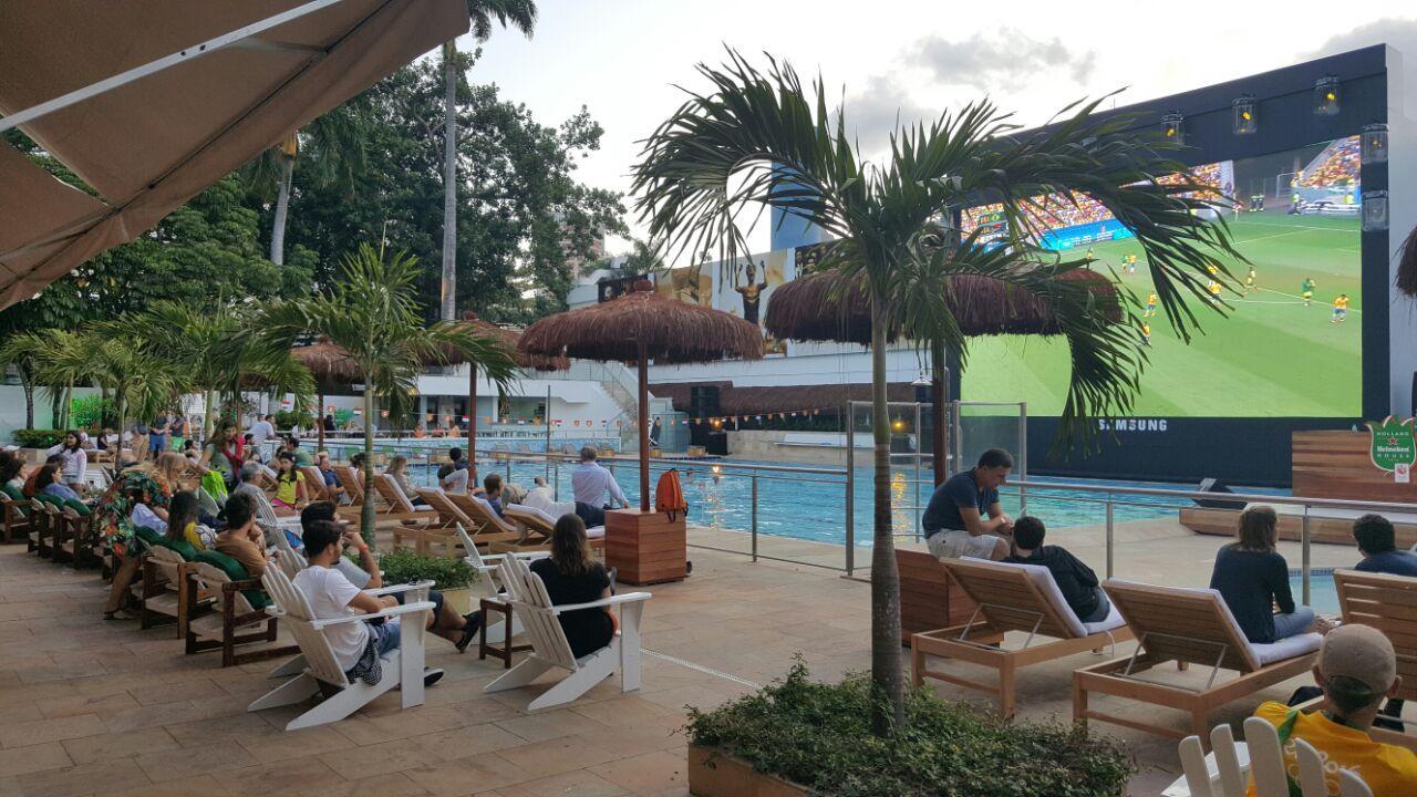 Casa impressiona visitantes com mercado rabe olimp ada for Mobilia qatar