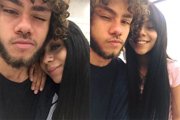Jovem publica foto de crush em rede social e acaba virando namoro
