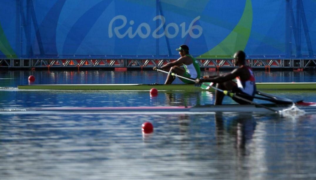 Ventos fortes cancelam provas de remo nos Jogos Olímpicos