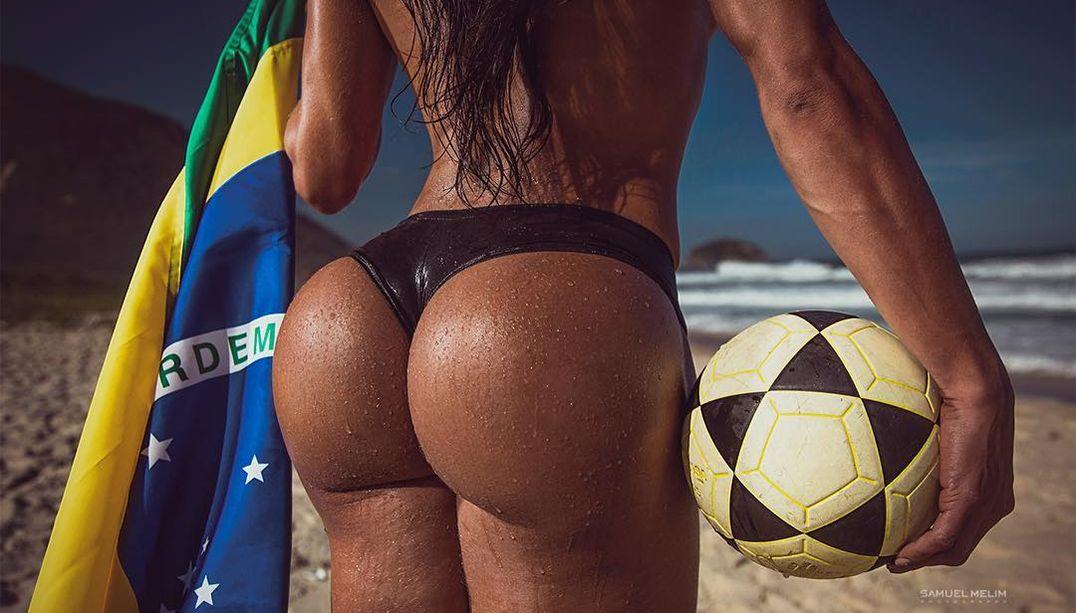 Gracyanne Barbosa sempre mostra seus atributos / Divulgação/Instagram