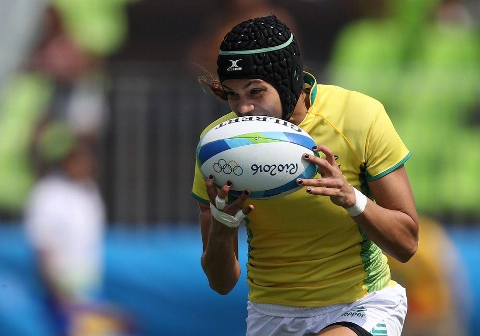 Brasil vence pela primeira vez no Rugby
