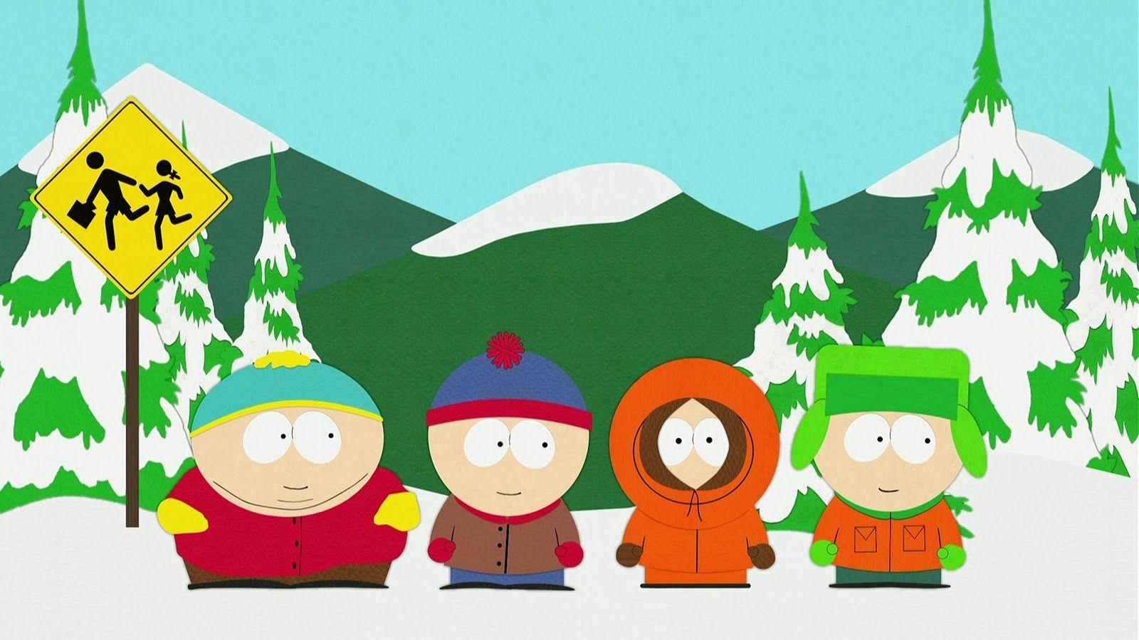 20ª temporada de South Park já tem estreia definida