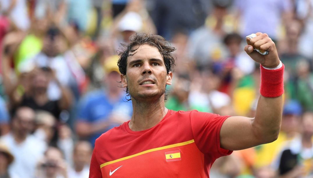 Nadal desiste de disputar as duplas mistas