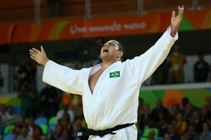 Rafael Baby é só alegria com bronze: