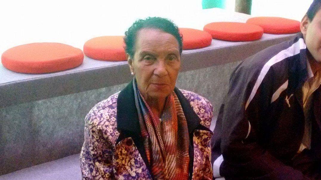 Wanda dos Santos foi homenageada em evento na capital paulista