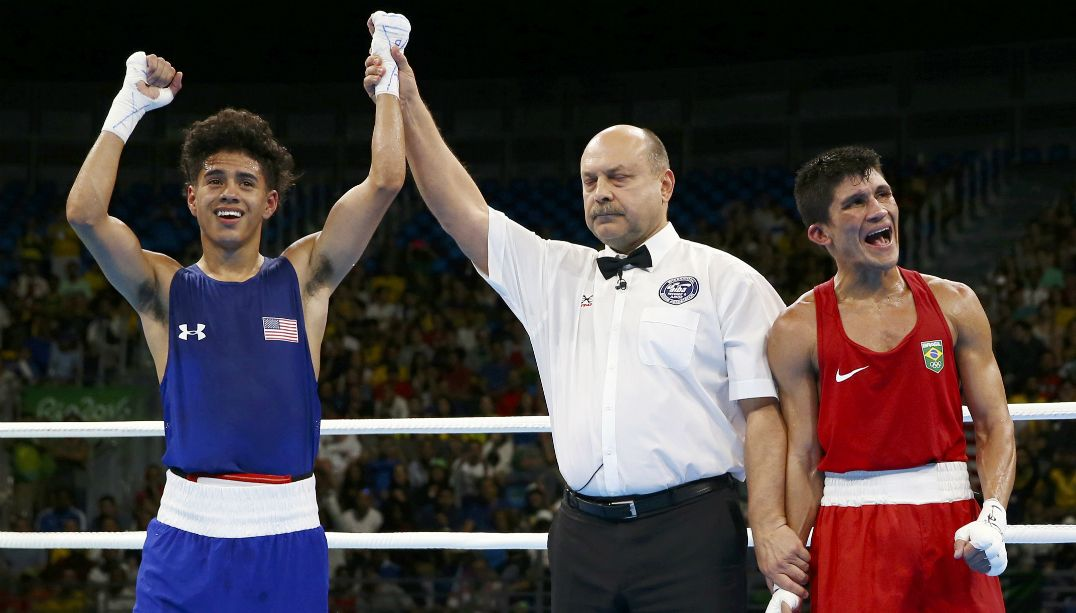 Julião Neto perde nas oitavas de final e está eliminado dos Jogos Olímpicos