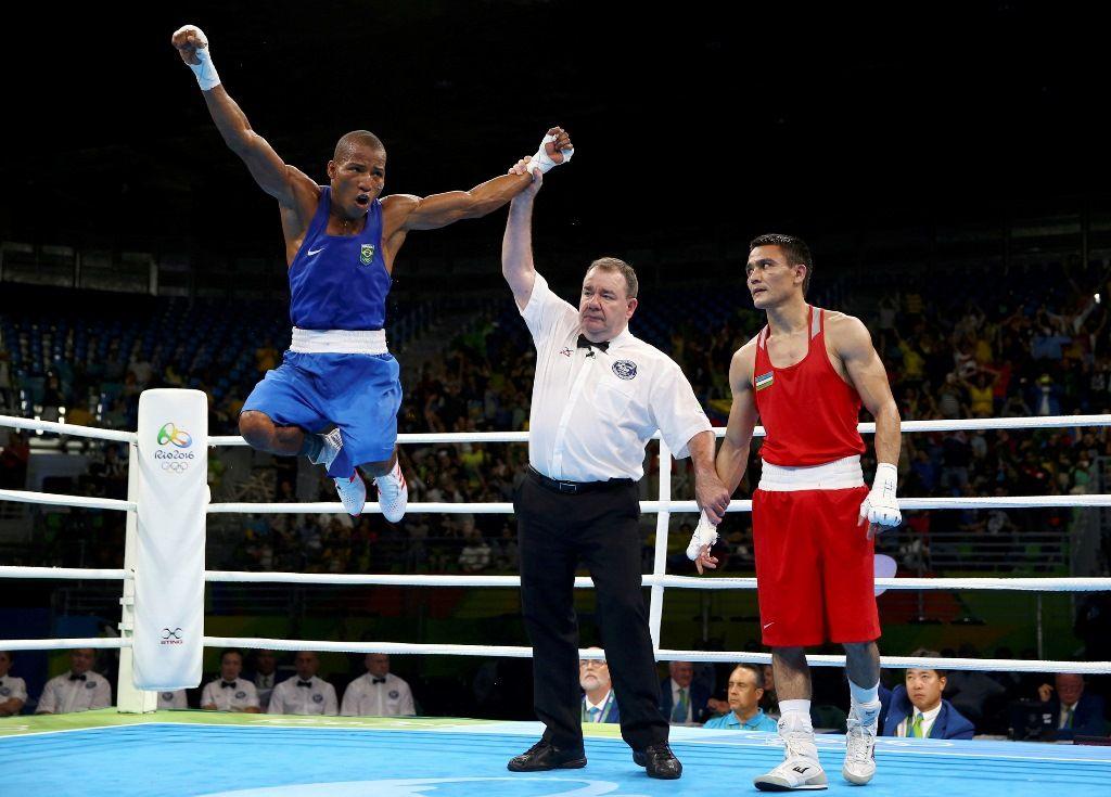 Clima esquenta entre técnicos de boxe de Brasil e Cuba