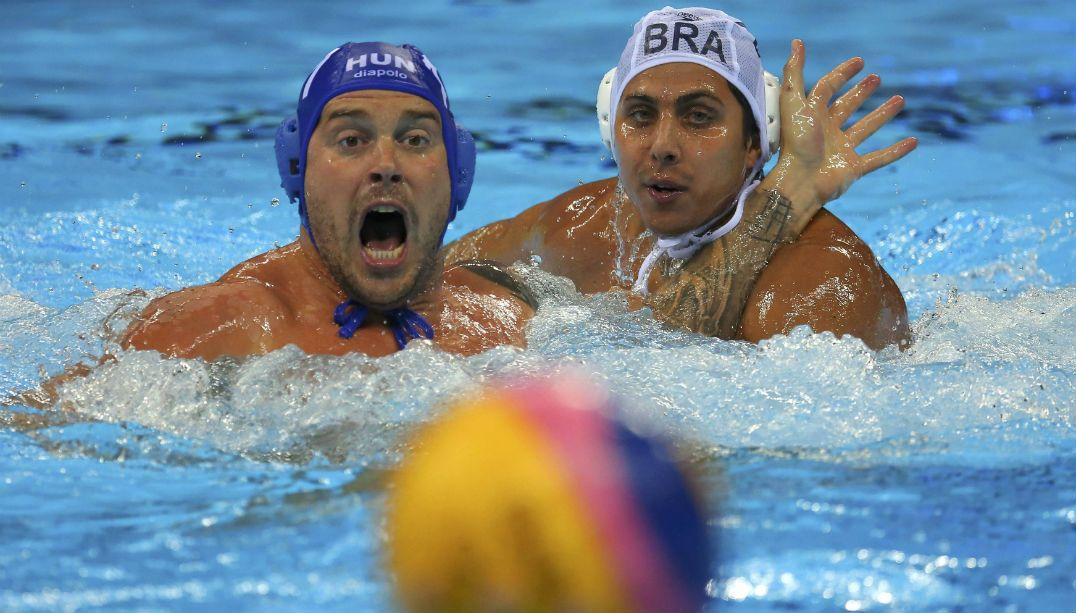 Brasil perde a segunda no polo e conhece rival da próxima fase