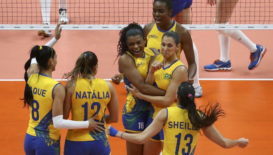 Brasil fica fora de time dos sonhos das Olimpíadas após 12 anos