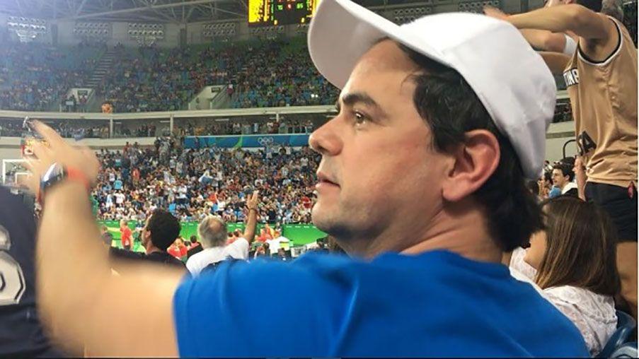 Carioca conta climão com argentinos nos Jogos Olímpicos