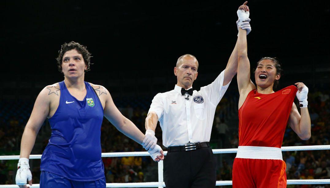 AIBA investigará juízes do boxe