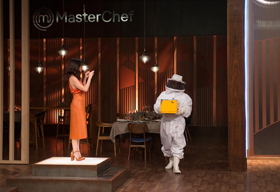 Pratos com mel definem quem deixa o MasterChef - A Revanche