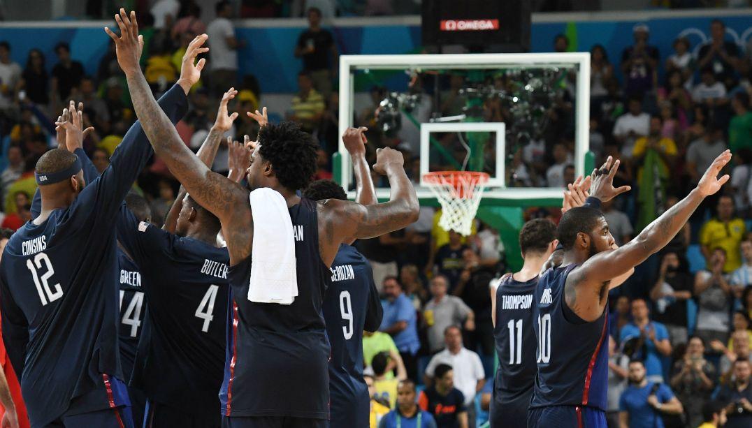 EUA vencem Espanha e vão disputar mais uma medalha de ouro