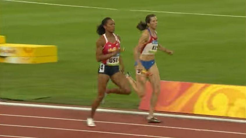 COI confirma bronze para o Brasil no revezamento 4x100m em Pequim