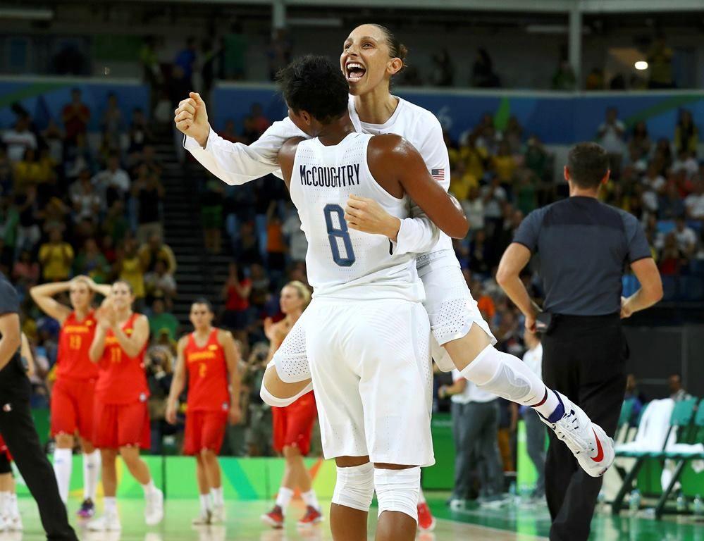 EUA vencem o sexto ouro seguido no basquete feminino