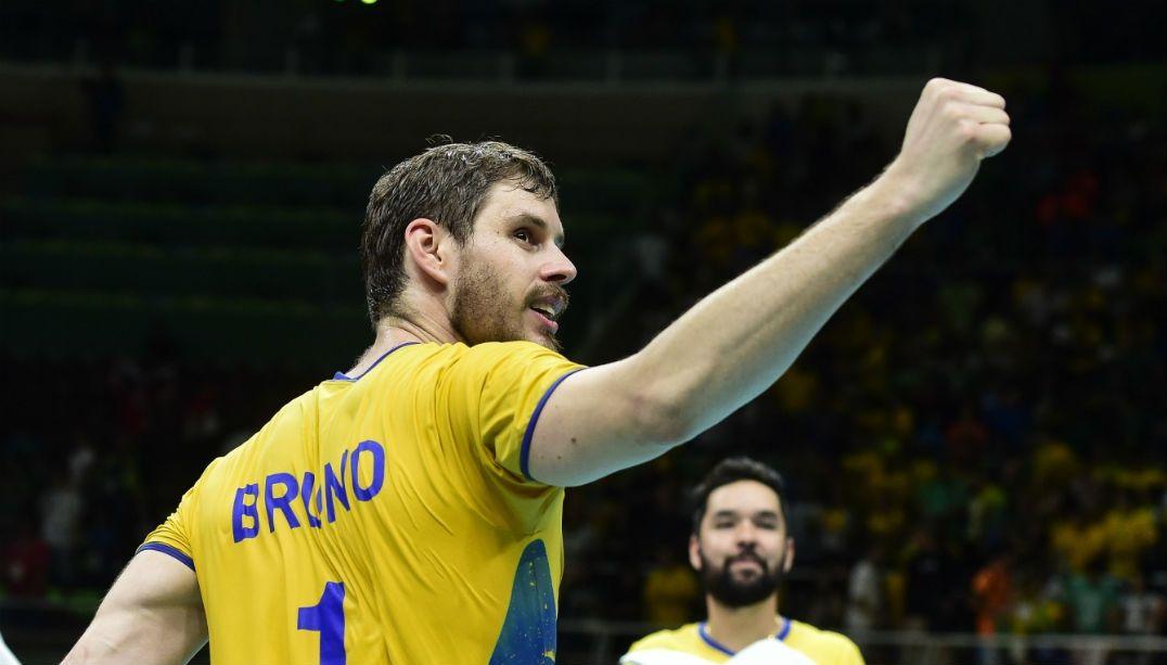 Bruninho cita Neymar como exemplo e vê título como redenção