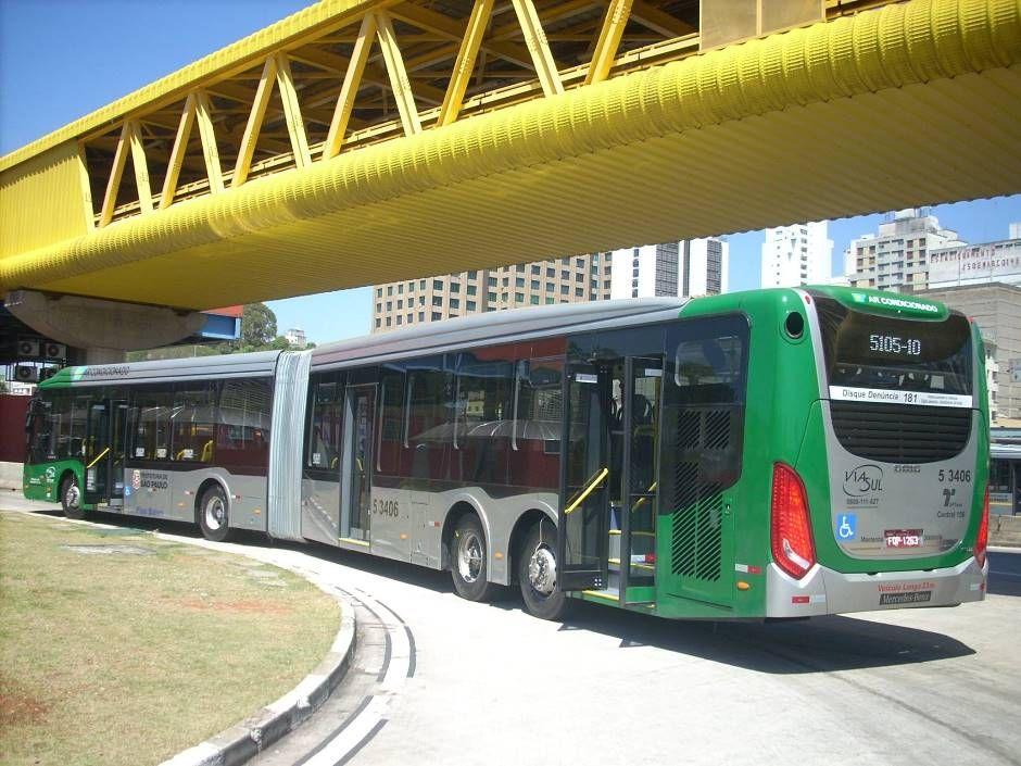 SP: frota de ônibus é reforçada por causa do Enem