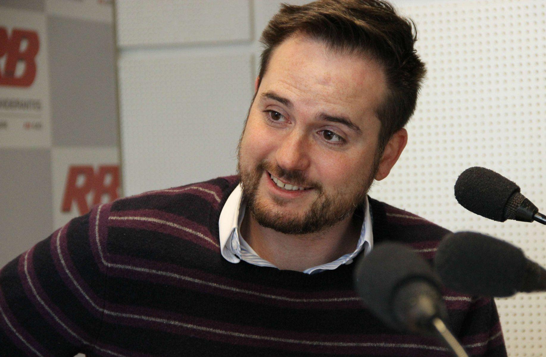 Fábio Ostermann foi o entrevistado de hoje na Rádio Bandeirantes / Laísa Mendes/Band