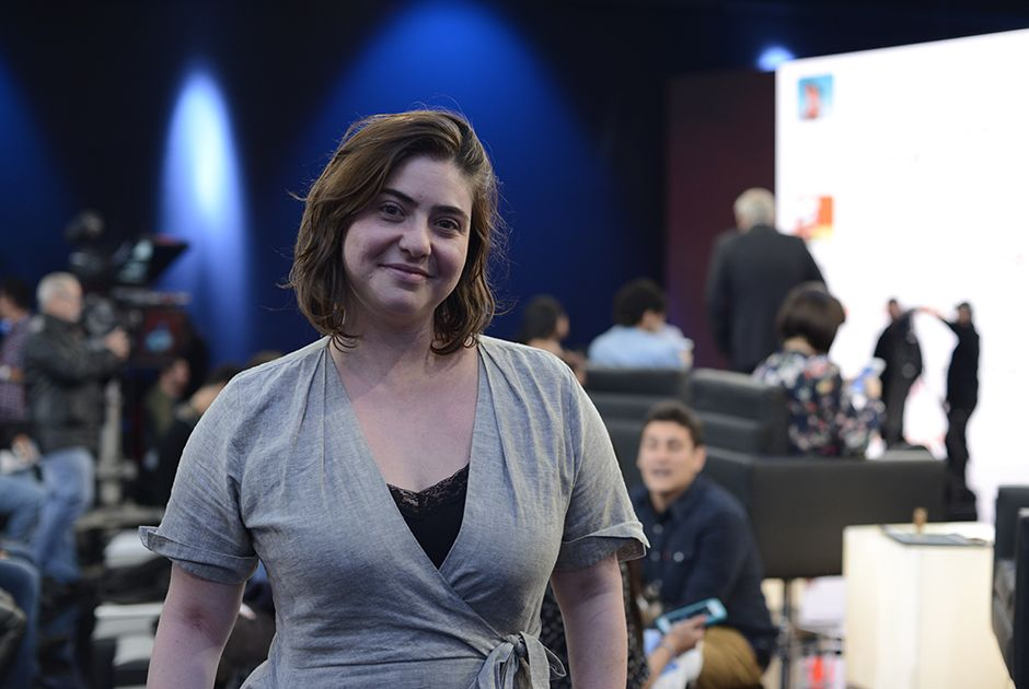 Izabel Alvares, vencedora da segunda temporada