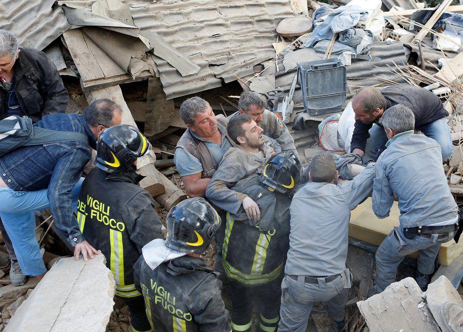 Saiba como ajudar vítimas do terremoto na Itália