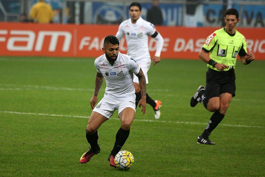 Completo, Santos abre mata-mata com Vasco na Copa do Brasil
