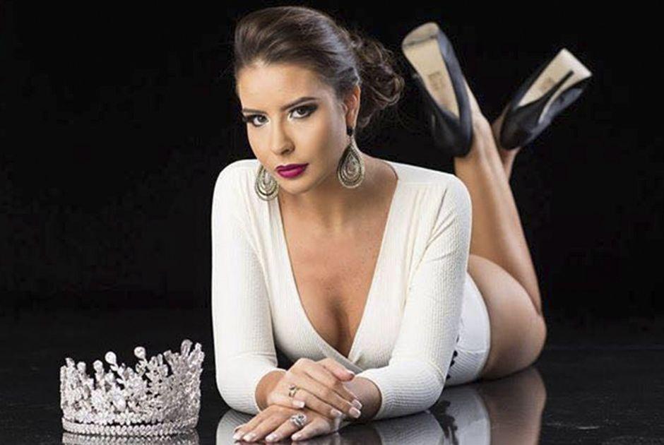 Carol Toledo, Miss Amazonas 2015, agradece o povo amazonense