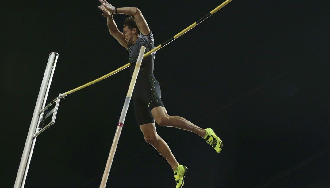 Rival de Braz, Renaud Lavillenie é superado por bronze do Rio 2016