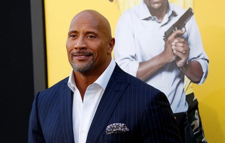 Dwayne Johnson lidera a lista de atores mais bem pagos do mundo