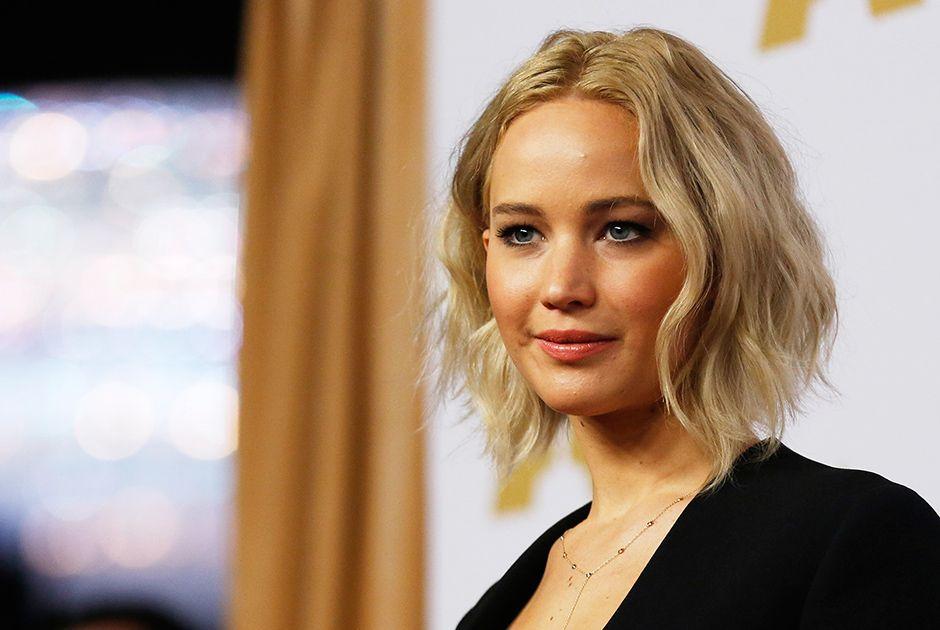Jennifer Lawrence revela ter pânico de avião
