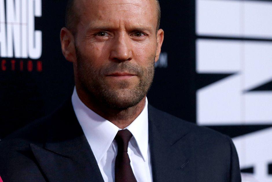 Jason Statham promete ação de sobra em novo filme