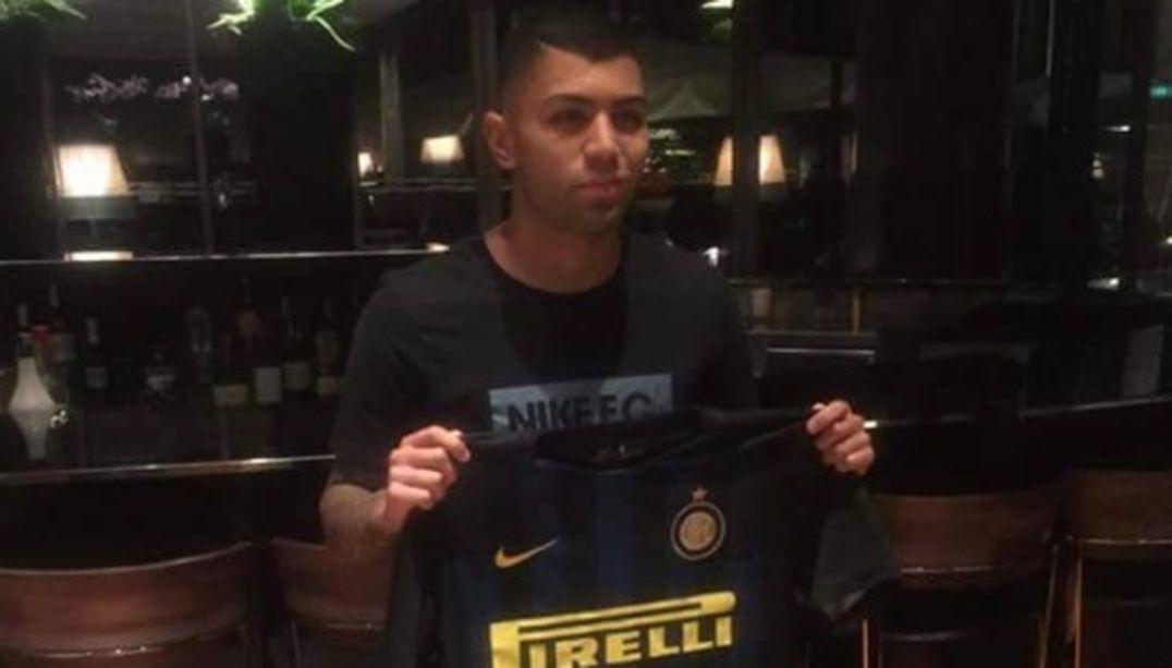 Gabigol vai receber na Inter dez vezes mais do que no Santos