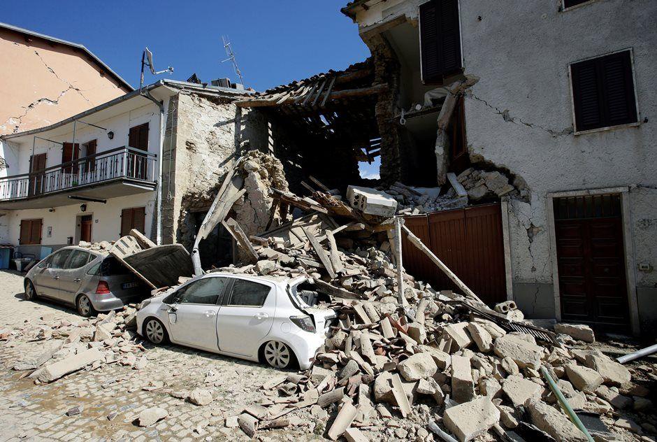 Itália: número de mortos em terremoto passa de 280