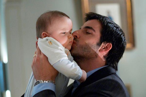 Boran e seu filho