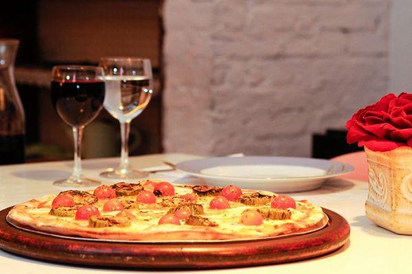 Pizzas preferidas dos italianos variam de norte a sul