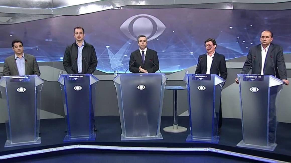 Debate: candidatos se alfinetam e discutem propostas para BH