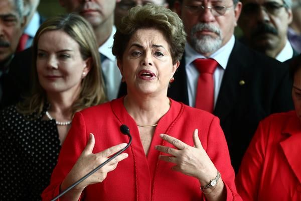 Dilma não descarta cargo na Câmara ou Senado