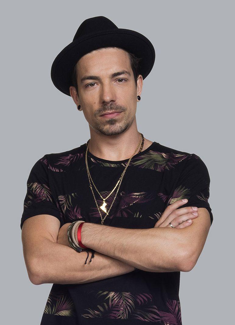 Di Ferrero é jurado no talent-show / Divulgação - Band