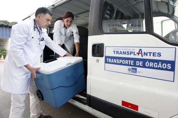 Mais de mil pessoas com até 18 anos aguardam transplante de órgãos