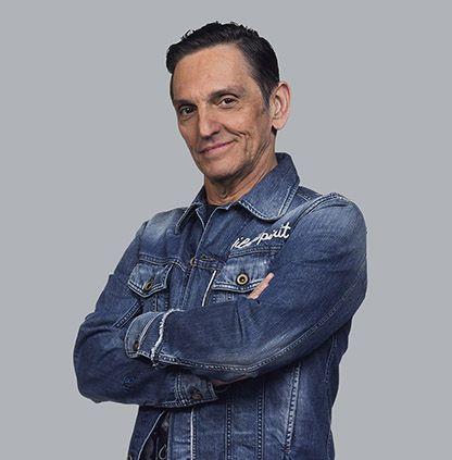 Paulo Miklos é jurado no X FACTOR / Divulgação - Band
