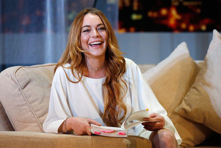 Com reality show, Lindsay Lohan tenta retomar sucesso
