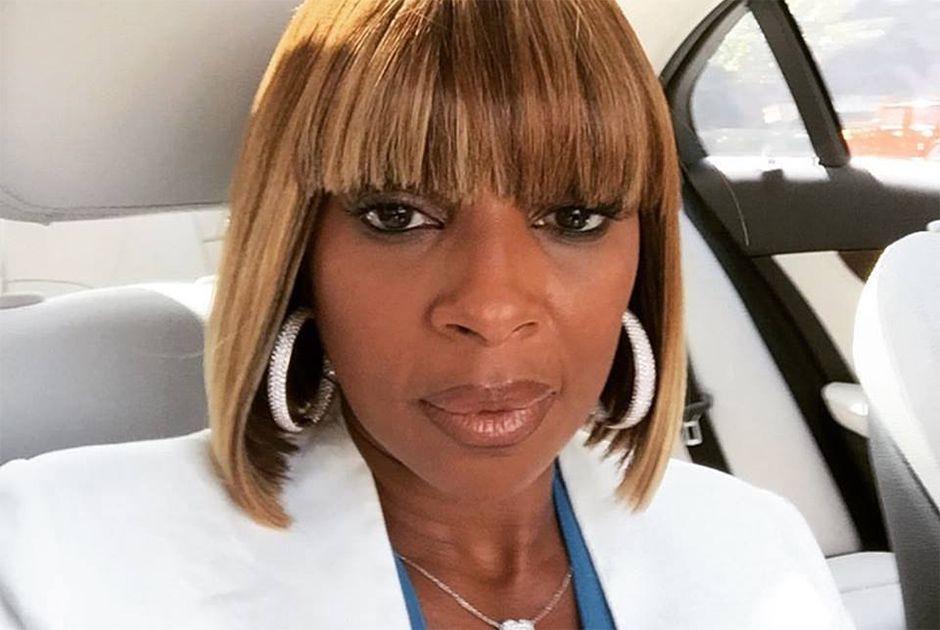 Mary J. Blige fará participação em seriado
