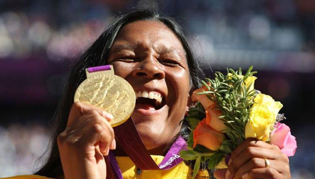 No atletismo, Shirlene Coelho conquista 5º ouro do Brasil no Rio