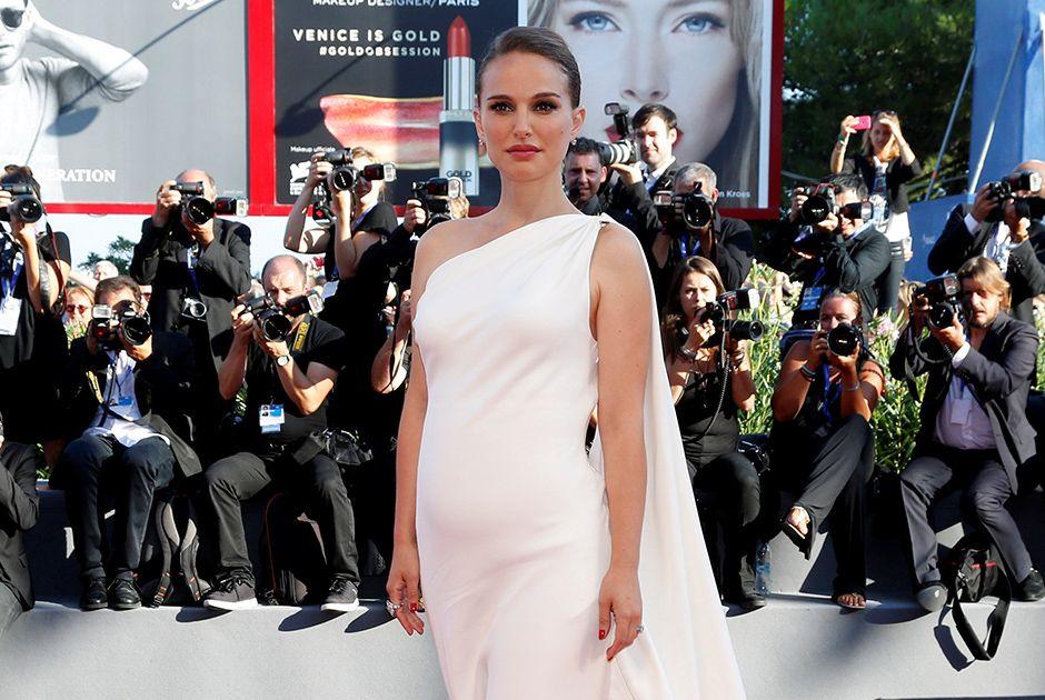 Nasce segundo filho de Natalie Portman