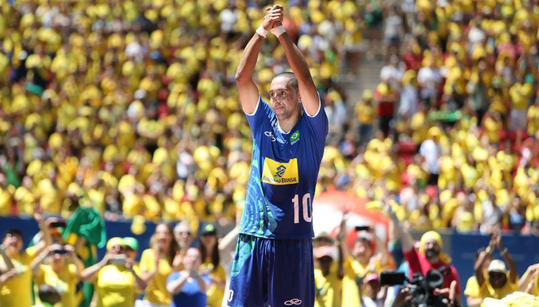 Serginho teme pelo futuro do Brasil no vôlei